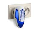 UV Insektenvernichter für die Steckdose , 800 Volt, inkl. Reinigungsbürste