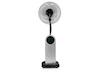 KLIMA Ventilator mit Sprühnebel / Wasserkühlung & Fernbedienung Standventilator