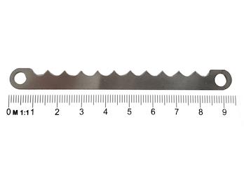 Edelstahlmesser zu Currywurst Schneider CWSH - Länge ca. 9,4 cm