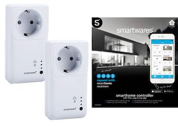 2er-Set SmartHome WLAN Funk-Steckdosen mit App Steuerung für IOS und Android