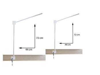 2er Set Universal Mobilehalter Holz (ohne Mobile) zum Klemmen 100% Naturprodukt