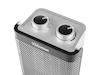 Keramik Elektroheizung mit Ventilator-Funktion 3 Leistungsstufen 1500 Watt