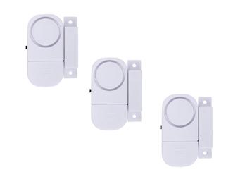 Elro Kids Care Mini-Alarm für Türen, Fenster, Schränke, Dreierset
