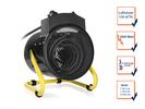 Elektroheizung mit Ventilator-Funktion 1500-3000 Watt Spritzwassergeschützt
