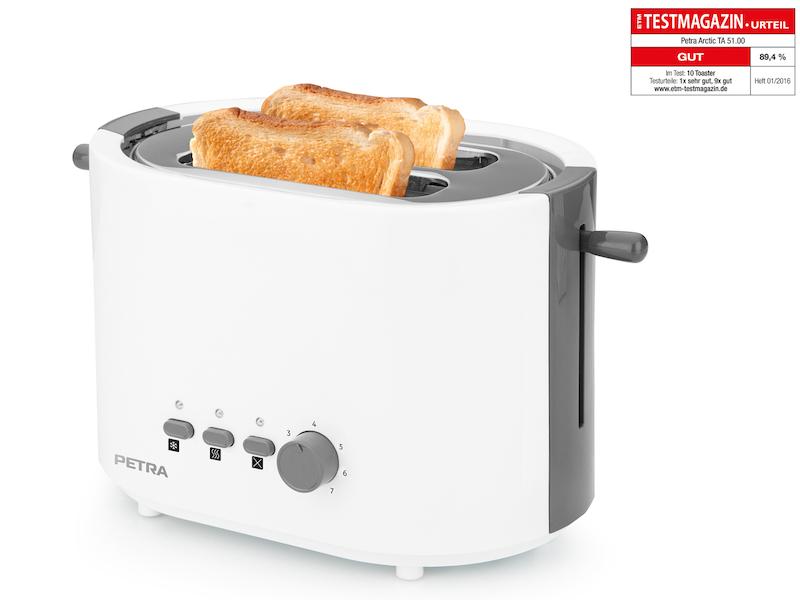 Moderner Toaster