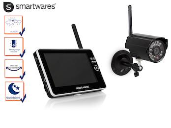 Kabellose Digital Überwachungskamera Nachtsicht + Bewegung, 7