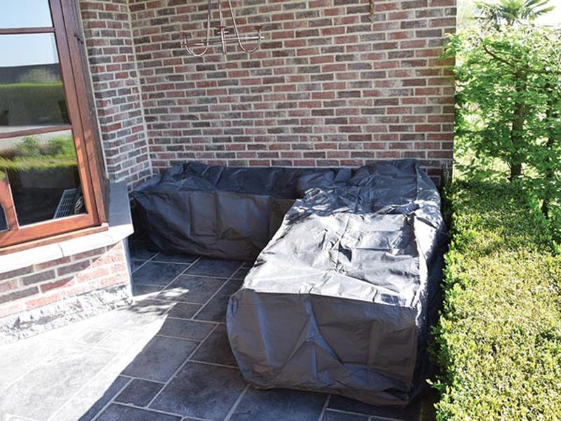 Gartenmöbel Loungemöbel Abdeckhaube S 200x150cm wasserfest Schutzhülle Plane