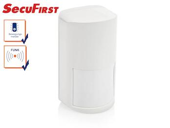 Zusatz Bewegungssensor für SecuFirst Alarmsystem ALM314S, Funk Bewegungsmelder