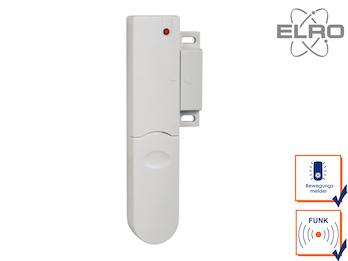 Türkontakt Fenstersensor ELRO Alarmanlage AP5500 Funksensor Hausalarmanlagen