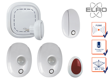 Connects K1 Alarm Kit -SMART HOME Security Set Haussteuerung per Smartphone App