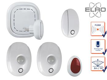 Connects K1 Alarm Kit -SMART HOME Security Set Haussteuerung per Smartphone App
