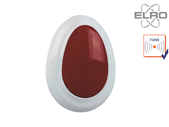 Panikschalter für SMART HOME Elro Connects System App gesteuert -Funkhandsender