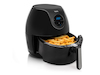 Große Digitale Heißluftfritteuse & Backform, frittieren ohne Öl 5,2Ltr 1800 Watt