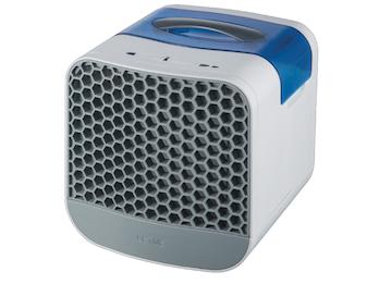 Tischventilator Cube mit abnehmbarem 750 ml Wassertank