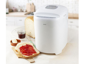 Brotbackautomat mit Timer & 11 Programmen - 700 bis 900g Brot backen
