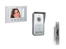 """IP Videotürsprechanlage mit 7"""" Monitor & Türöffner, Bedienung per Smartphone App"""