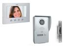 """Video Türsprechanlage mit 7"""" Innenmonitor & Türöffner, Außenstelle mit Kamera"""