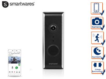 WiFi Türklingel mit HD-Kamera zur Übertragung auf Smartphone oder Tablet