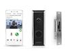 Türklingel mit HD-Kamera & Türöffner, Übertragung auf Smartphone oder Tablet