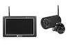 Kabellose Outdoor Kamera mit Monitor, Bewegungsmelder & Nachtsicht, Appsteuerung