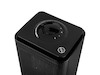 Oszillierender Elektroheizer (Keramik) 1500W mit Thermostat & Frischluft Modus