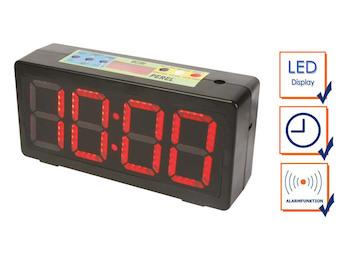 Chronometer / Uhr für Sportwettkämpfe, Stoppuhr - Countdown - Intervall - Alarm