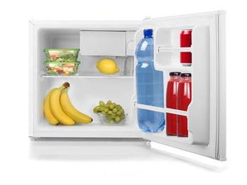 Kleiner Kühlschrank 46 Liter mit 5 Liter Gefrierfach EEK A+ Camping geeignet