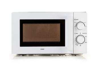 Mikrowelle mit Timer, 700W und 5 Leistungsstufen, 20 l inkl. Ø 25cm Drehteller