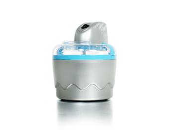 Eismaschine, Fassungsvermögen 0,8 Liter, 7 Watt, antihaftbeschichtet