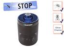USB Insektenvernichter mit UV LED & Ansaugventilator, Wirkungskreis bis 30 m²