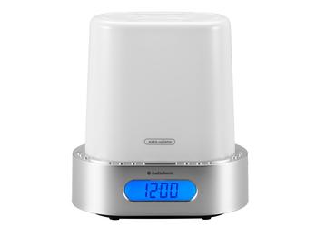 Tageslichtwecker, Radio/Naturgeräusche, Wake-up-light, Dual-Alarm