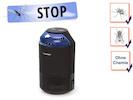 USB Insektenvernichter mit UV LED & Ansaugventilator, Wirkungskreis bis 50 m²