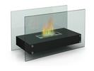Luxus Tischkamin für Bio-Ethanol, Tischfeuer 70 cm, inkl. Löschhilfe