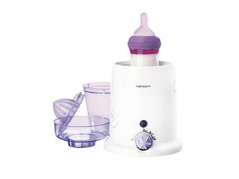 Babyflaschen Wärmer 3 in 1, Aufwärmen, Sterilisieren, Entsaften