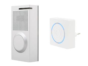 Wifi Audio Türsprechanlage mit Funk Zusatzgong, Nutzung mit Smartphone App