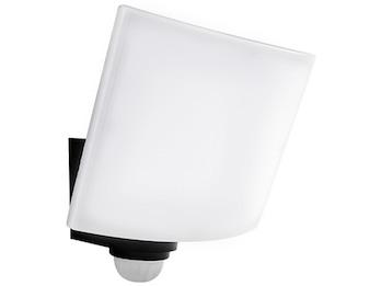 LED Außenwandlampe mit Bewegungsmelder & Zeitschaltung, Smartphone App / Alexa