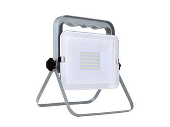Klappbarer Baustrahler LED Fluter Arbeitsscheinwerfer 30W mit 1,8m Kabel