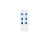 Standventilator mit Sprühnebel Kühlfunktion & Fernbedienung Ø 40 cm