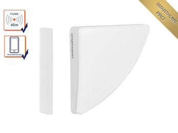 Tür und Fensteralarm, Fensterkontaktschalter kompatibel mit SmartHome Pro Serie
