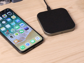 Wireless Charger, Ladepad für Smartphones - Laden ohne Ladekabel