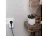 Zusatz Funksteckdose für Geräte bis 3500 Watt, Steuerung per App - SmartHome PRO
