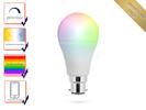 Intelligentes B22 Zusatz LED Leuchtmittel Smarthome PRO - dimmbar & RGB Farben