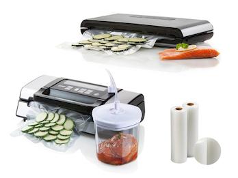 Vakuumiergeräte für Fleisch, Flüssigkeiten SOUS VIDE vakuumieren Einschweißgerät
