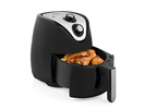 Heißluftfritteuse XXL Umluft Crispy Fryer, frittieren ohne Öl, 4,5 Ltr. 1500Watt