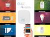 SmartHome PRO Sicherheits Starterset: 3x Tür- / Fenstermagnet & optischer ALARM