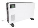 2300W Turbo Elektroheizung mit Fernbedienung, LCD-Display & Timer