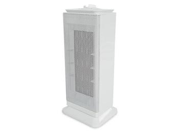 Keramik Heizlüfter oszillierend mit Thermostat & Staubfilter, Zusatz Raumheizung