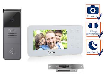 Einfamilienhaus Video Türsprechanlage mit Kamera,  4,3