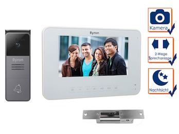 Einfamilienhaus Video Türsprechanlage mit Kamera, 7