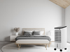Ventilator mit Wasserkühlung Fernbedienung Timer - Wassertank 4 Liter